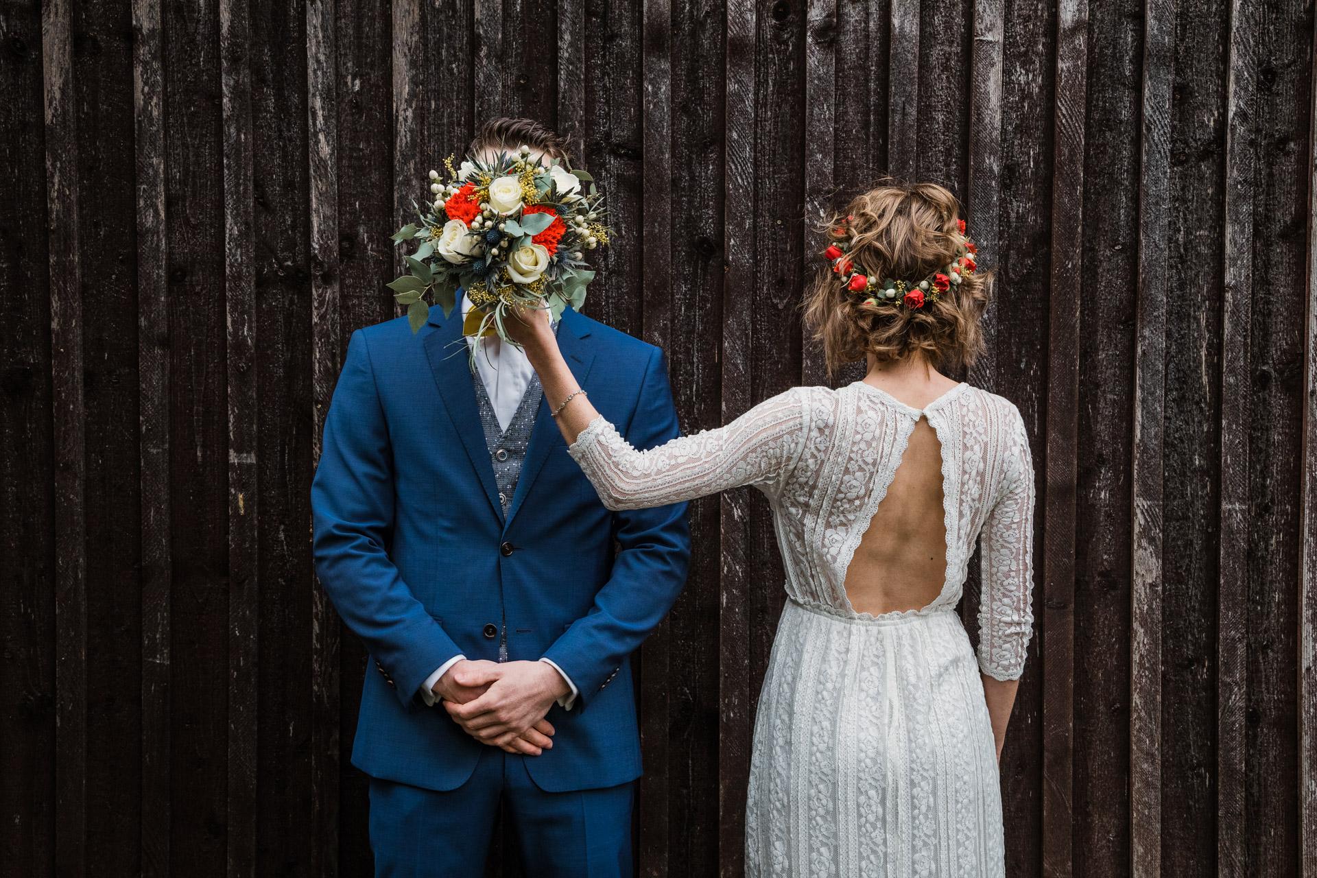 Titelbild für Simon und Tanjas Hochzeit